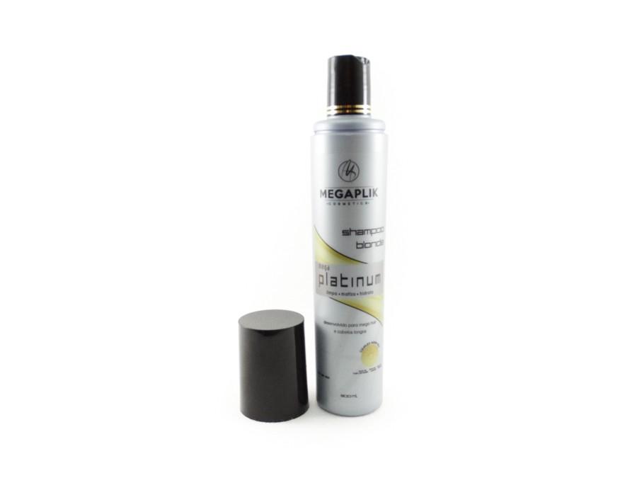 Shampoo Blonde Matizador para Mega Hair Cabelos Loiros 300ml