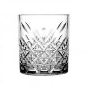 Copo para Whisky de Vidro Timesless Pasabahce 345ml