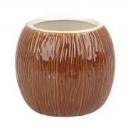 Copo Tiki Mug Coco Cerâmica 500ml