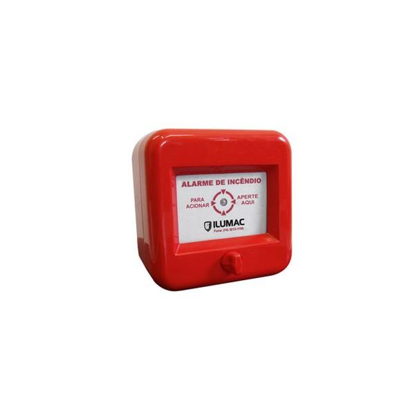 Acionador Manual de Alarme Convencional AMF-C
