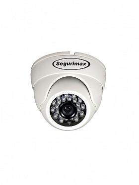 Câmera de Segurança Dome 4 em 1 HD 1mp