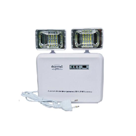 Iluminação de Emergência LED 1200 Lumens