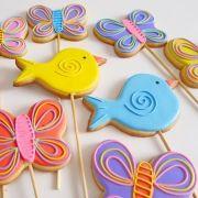 Curso Biscoitos Decorados Básico Nível 1