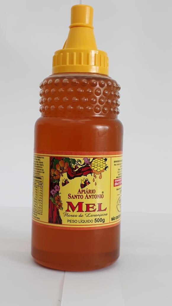 Mel de Flores de Laranjeira bisnaga 500g