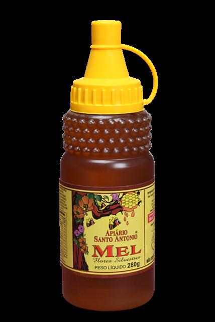 Mel de Flores Silvestres  Bisnaga 280g