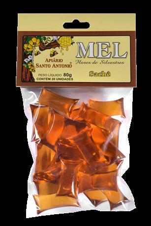 Mel de Flores Silvestres Sachê 80g