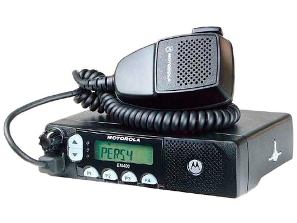 Caixa de Reparo Frontal para Motorola EM400