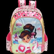Mochila Infantil 16 Nella Brave - 8042