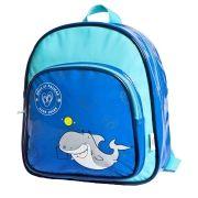 Mochila Infantil Nana Shark Azul