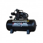 Compressor Motomil CMW 15/175 140 LBS 3 CV Monofásico 127/220V
