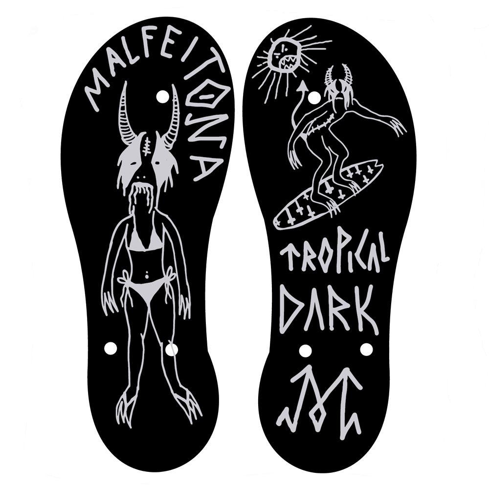 dark sandalheira que não é aquela do Havaí
