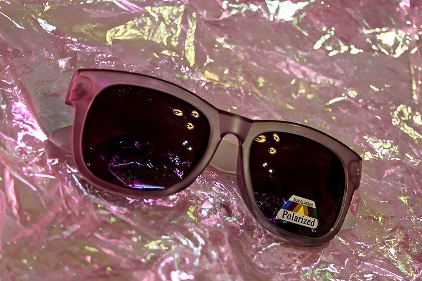 Óculos Cinza palozíssimo 100% styleira do verão