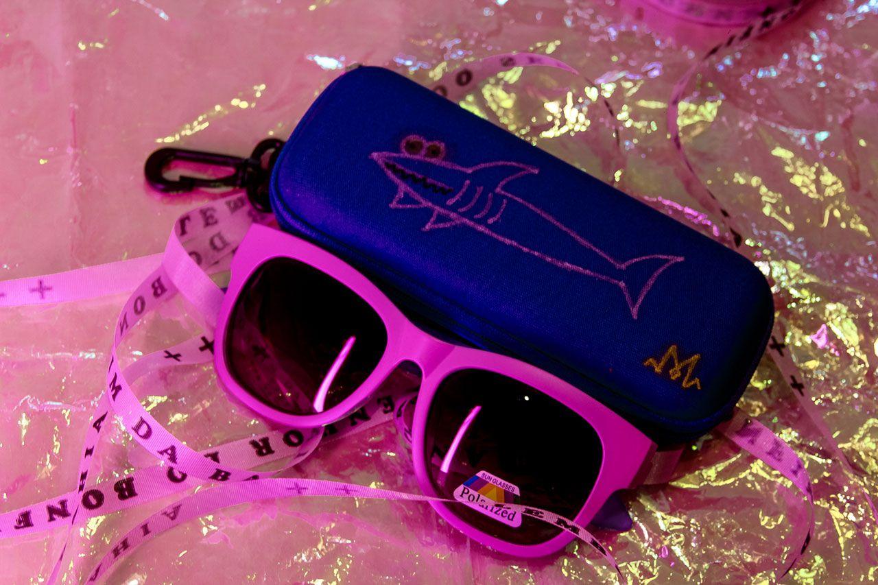 Óculos rosinha palozíssimo 100% styleira do verão