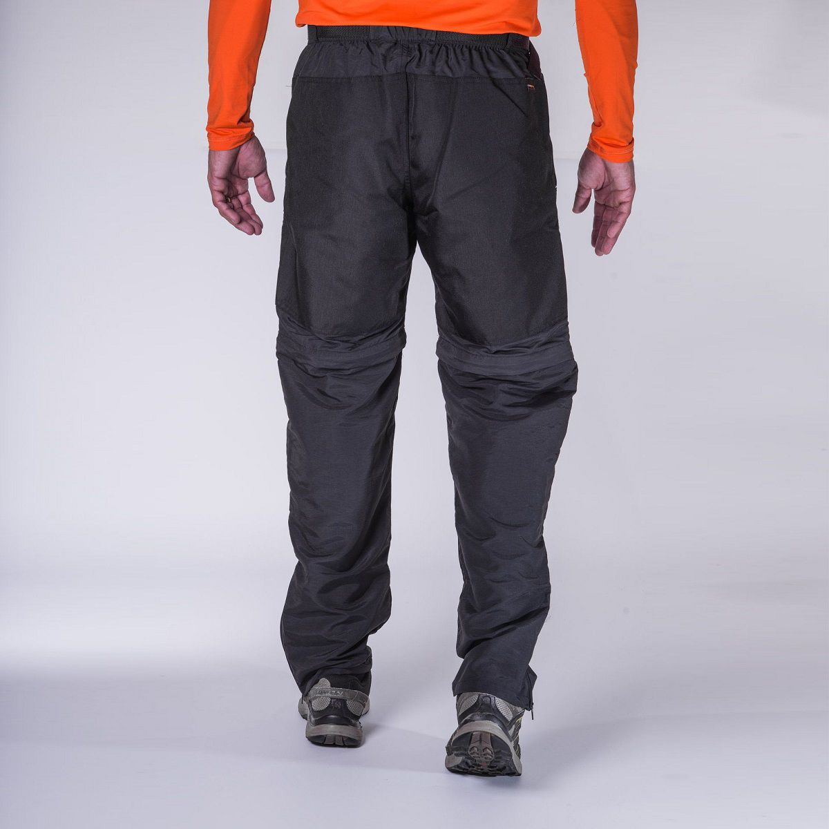 Hard Pro Mountain Masculina Preta - Cordura