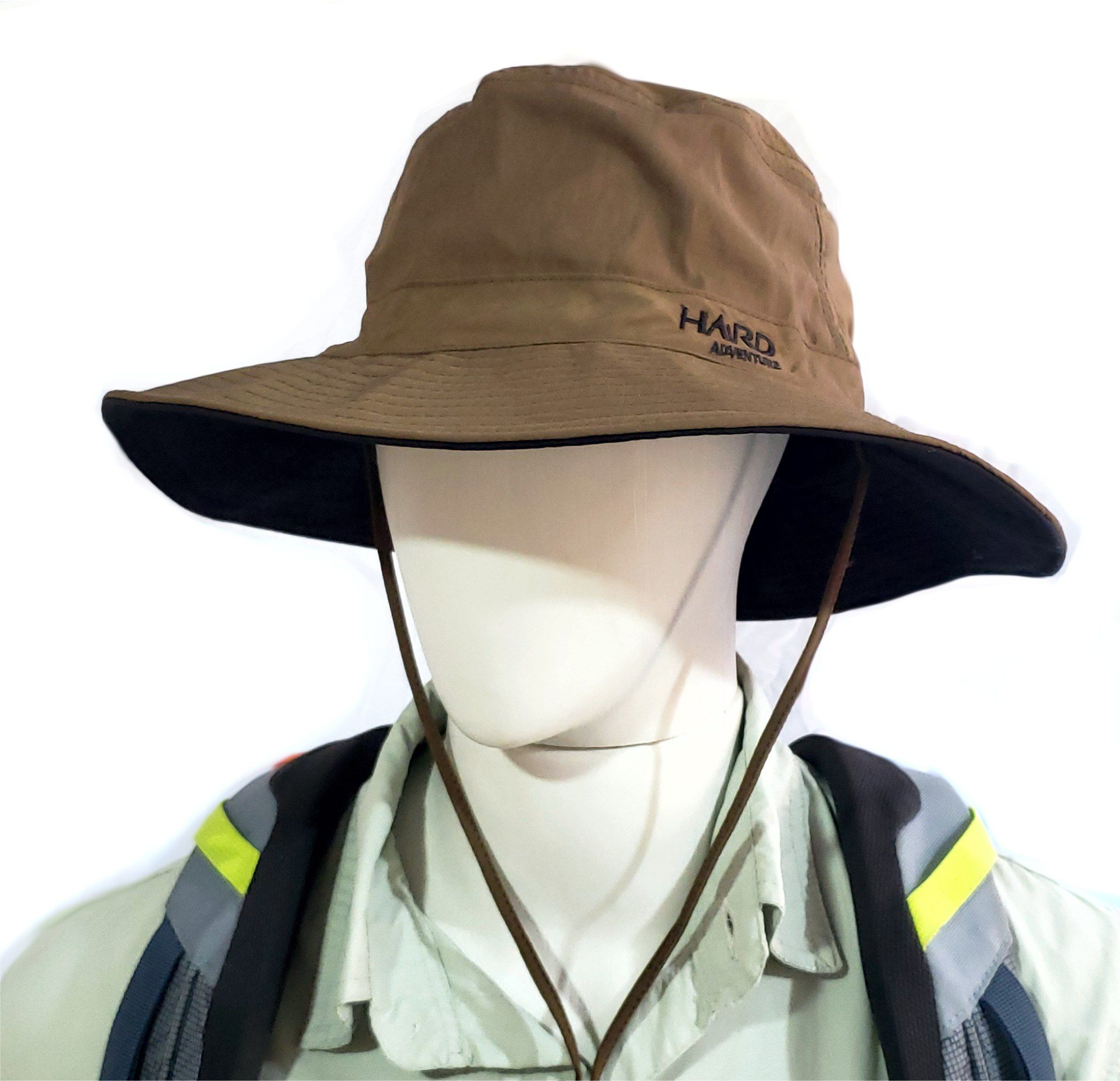 Chapéu Australiano  Hard Adventure UV50+ 100%Poliamida