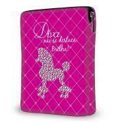 """Capa de Tablet - Ipad 10"""" Diva"""