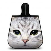 Lixeira para Carro Cat Face