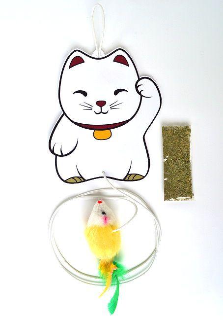 Brinquedo Lucky Cat