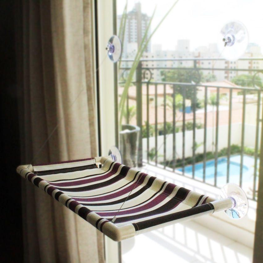 Catbed KING - Cama para janela