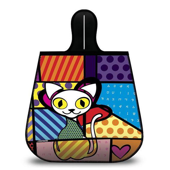 Lixeira para Carro Romero Brito Cat