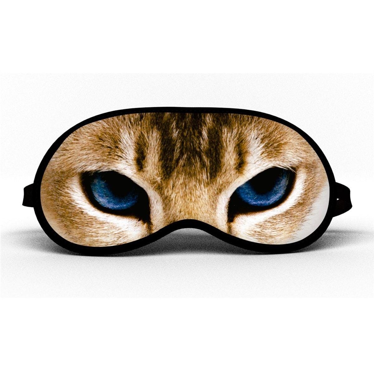 Máscara de Dormir Cat Eyes