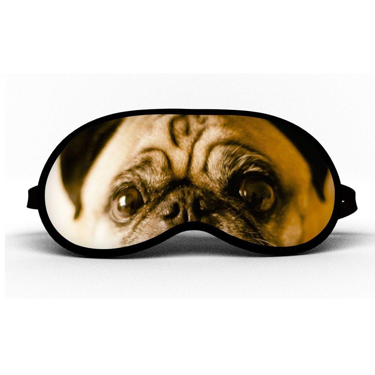 Máscara de Dormir Pug