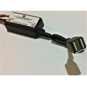 AU 21(4A) - Carregador TURBO -entrada  de 7v á 32v   saída 5,1V -4A  com USB fêmea dupla