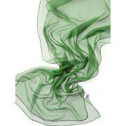 Echarpe Chiffon Colorida 180X55cm - Mint Green