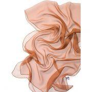 Echarpe Chiffon Colorida 180X55cm - Copper