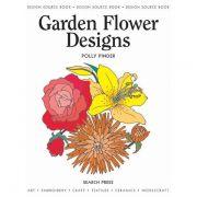 Livro ´Garden Flower Designs´