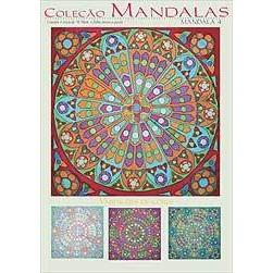 Risco ampliado Mandala 4