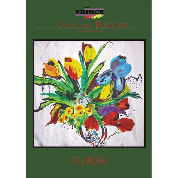 Risco ampliado Flores