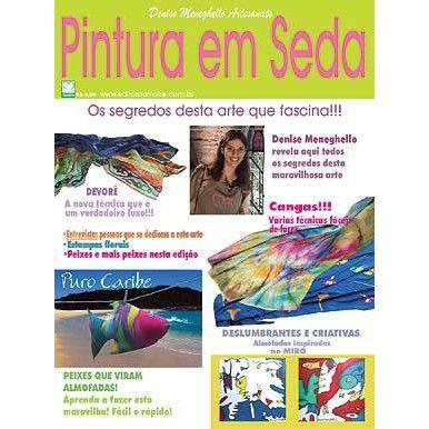 Revista Pintura em Seda nº1