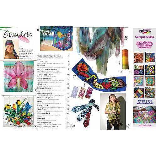 Revista Pintura em Seda nº2