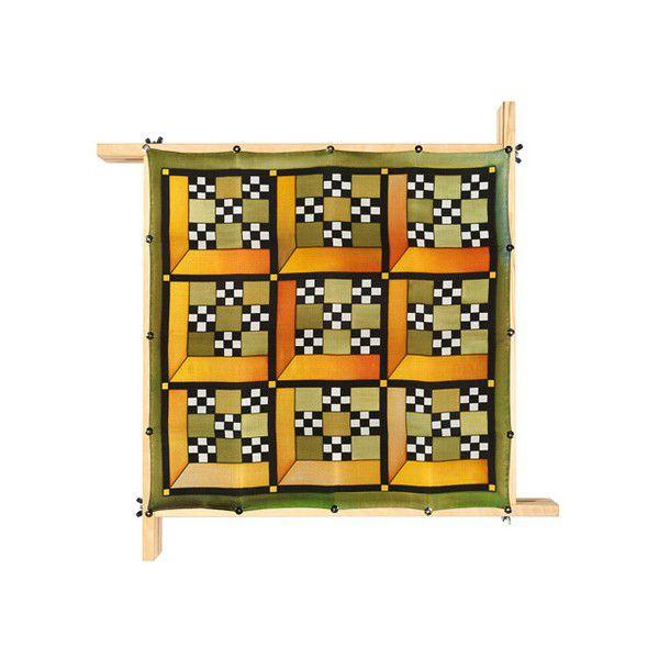 Lenço Guttado 55x55cm - Attic Window