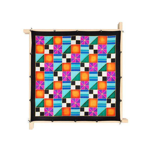 Lenço Guttado 55x55cm - Squares