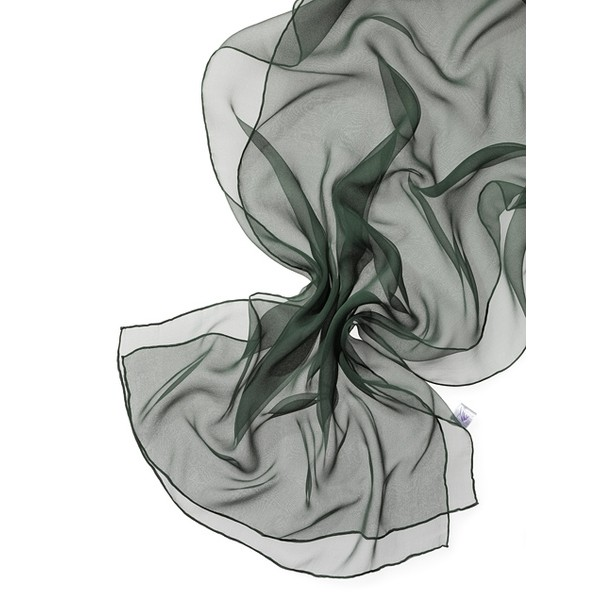 Echarpe Chiffon Colorida 180X55cm - Fir