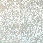 Echarpe Cetim Devorê com franja 150x35 - Art Nouveau
