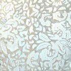 Echarpe Cetim Devorê 150x35 - Intricate Floral