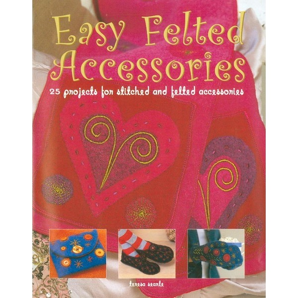Livro ´Easy Felted Accessories´