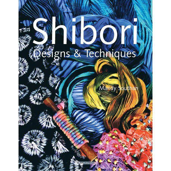 Livro ´Shibori Designs & Techniques´