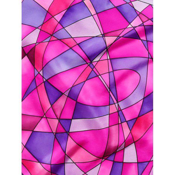 Lenço Guttado 55x55cm - Whirl