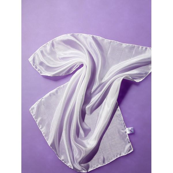 Kit de pintura Tie Dye com um lenço de 45X45cm