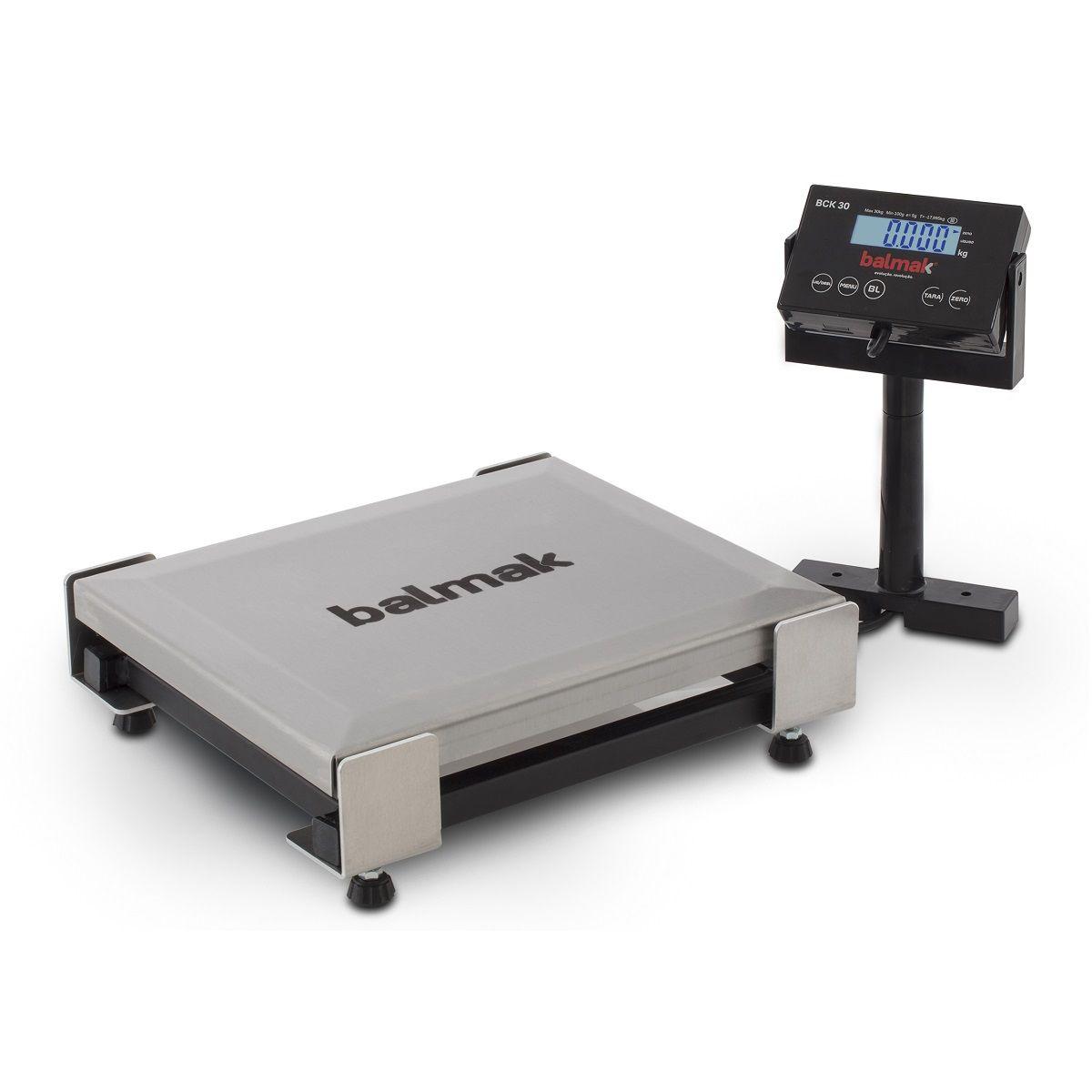 Balança Para Checkout Balmak BCK-30 (30Kgx5g)