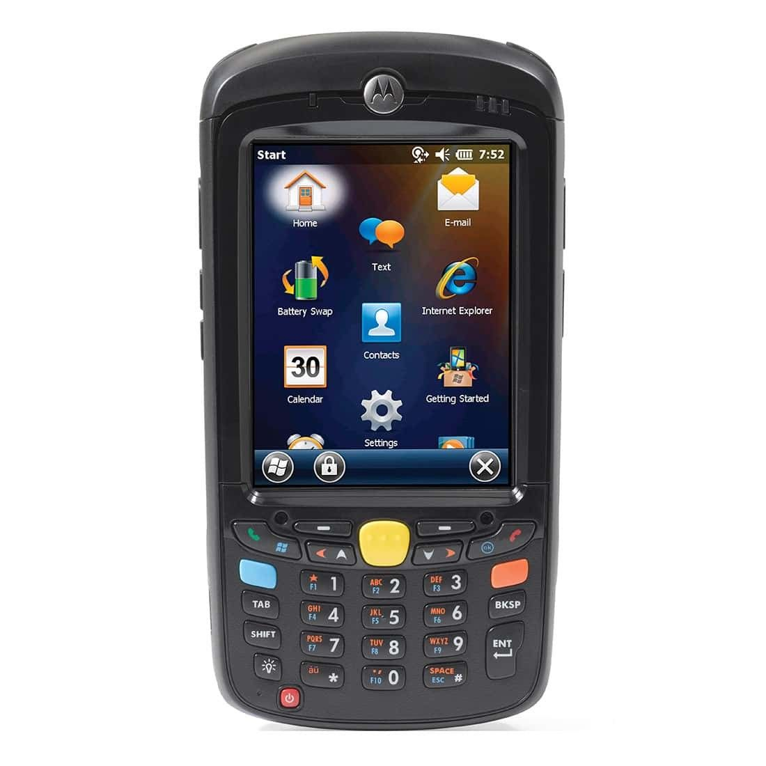Coletor de Dados Zebra/Motorola/Symbol MC55N0