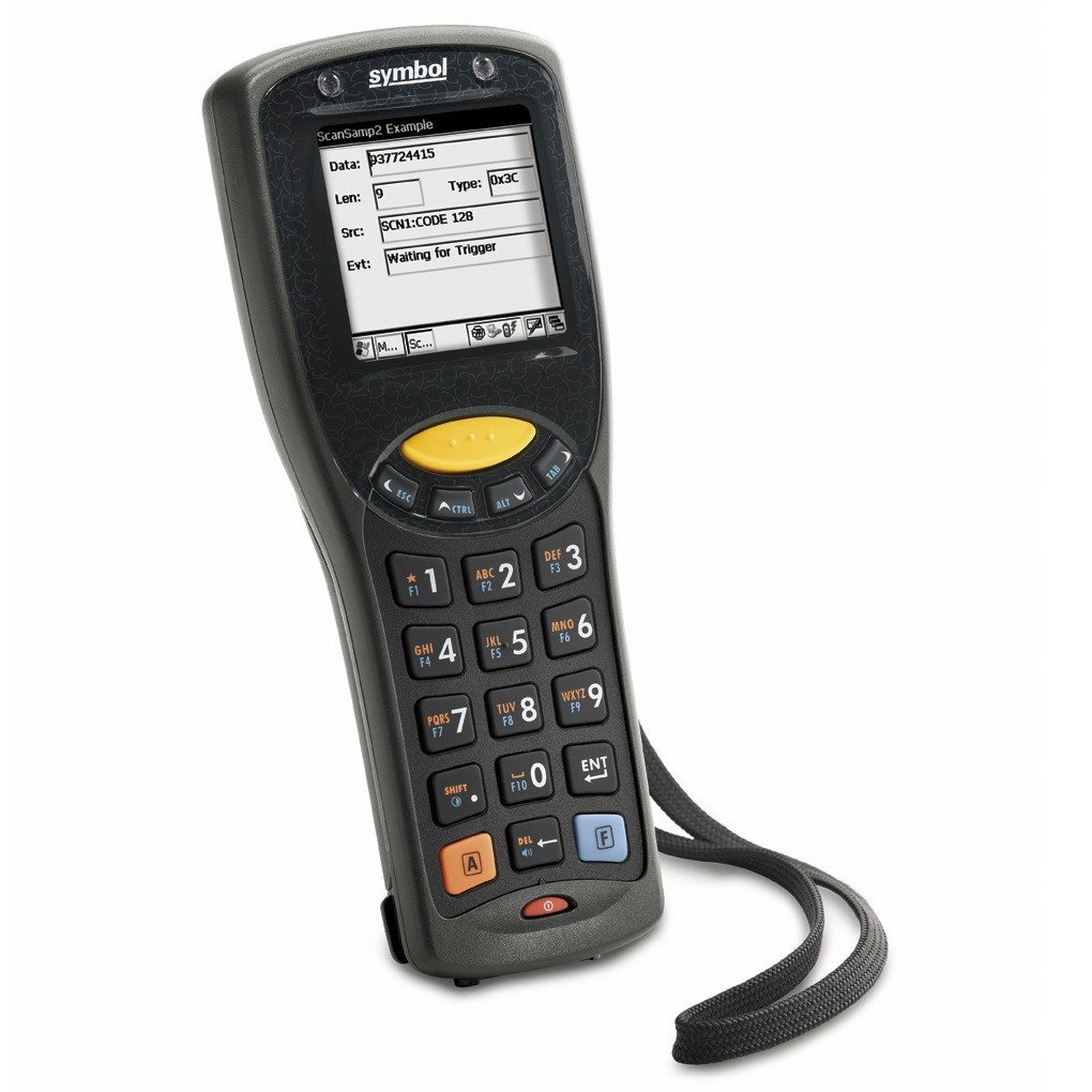 Coletor e Dados Zebra/Motorola/Symbol MC1000