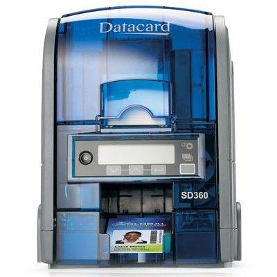 Impressora de Cartões Datacard SD360