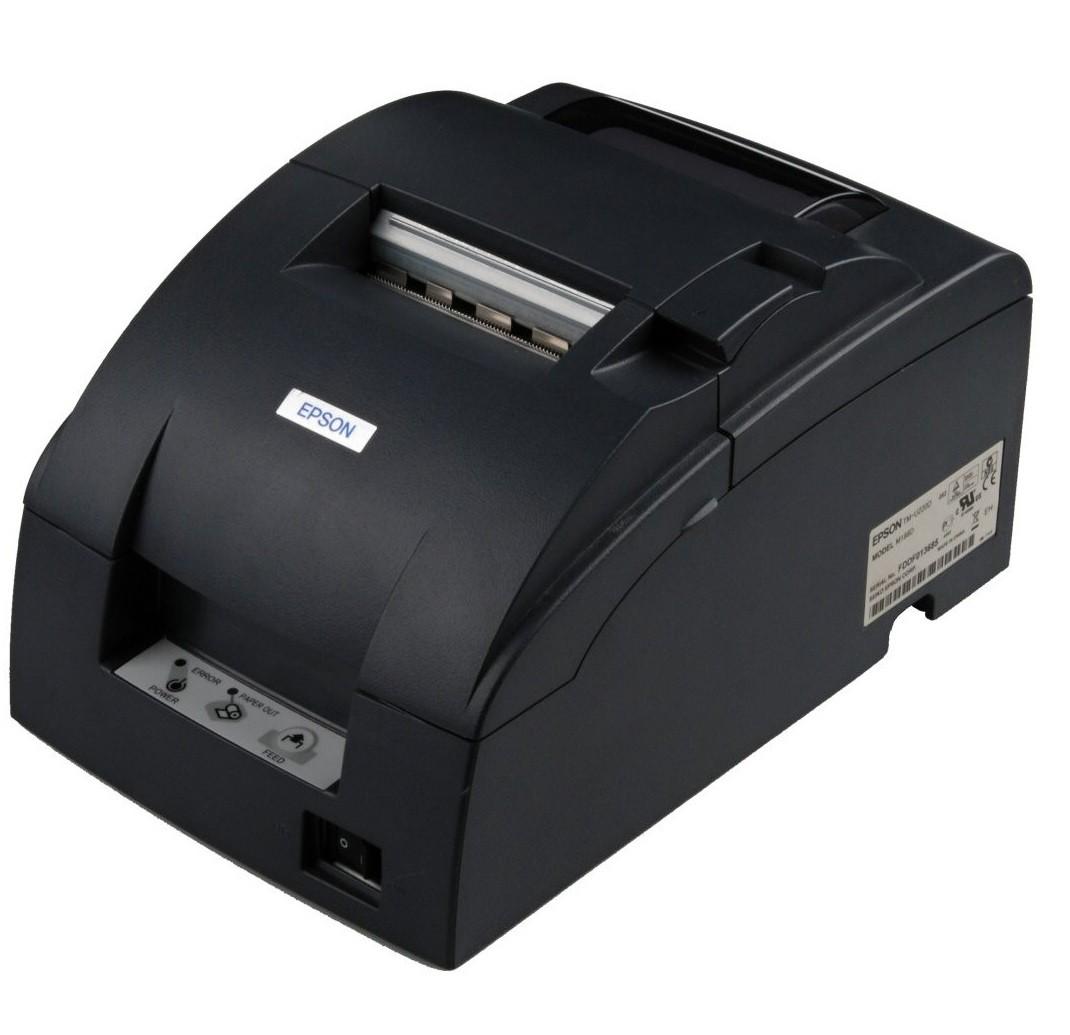 Impressora de Cupom Não Fiscal Matricial Epson TMU 220