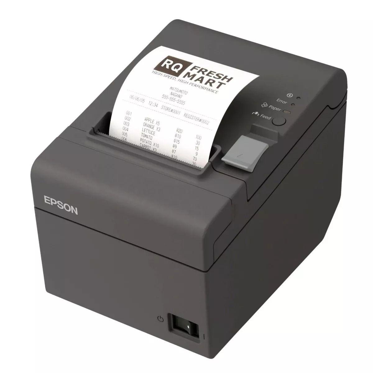 Impressora de Cupom Térmica Epson TMT88V