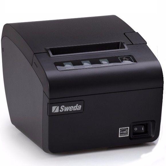 Impressora de Cupom Térmica Sweda SI-300S